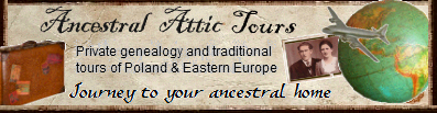 Ancestral Attic Heritage Tours